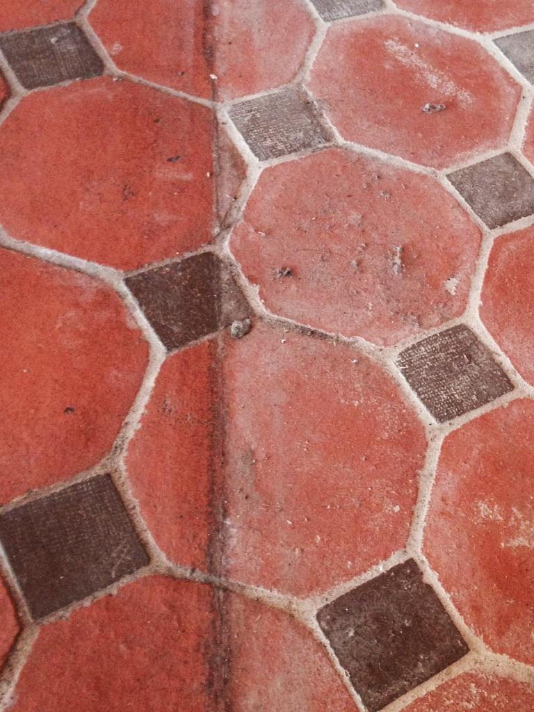 Clay Tiles Rejuvenated in Billingshurst Before